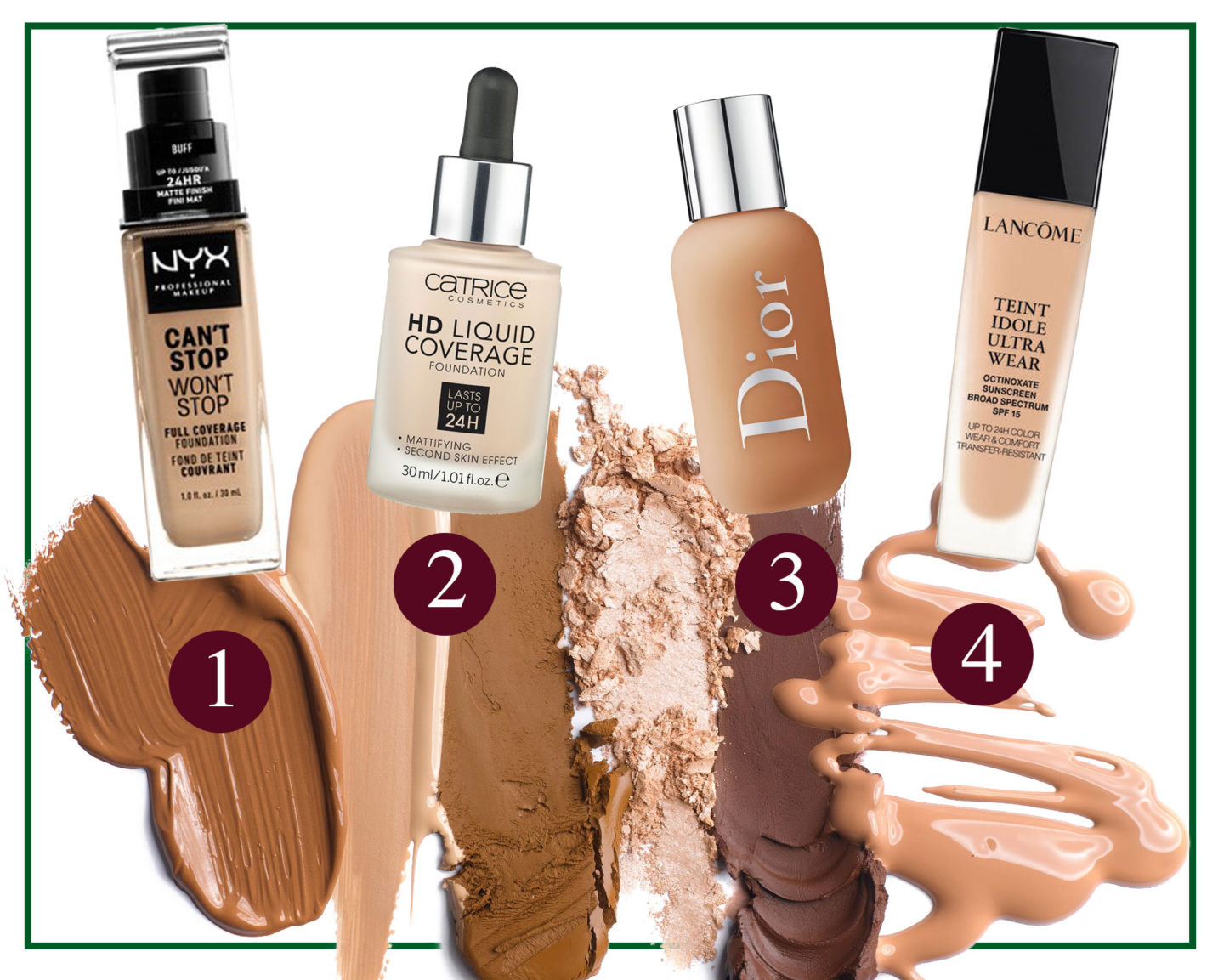 What Foundation Is Safe For Fungal Acne