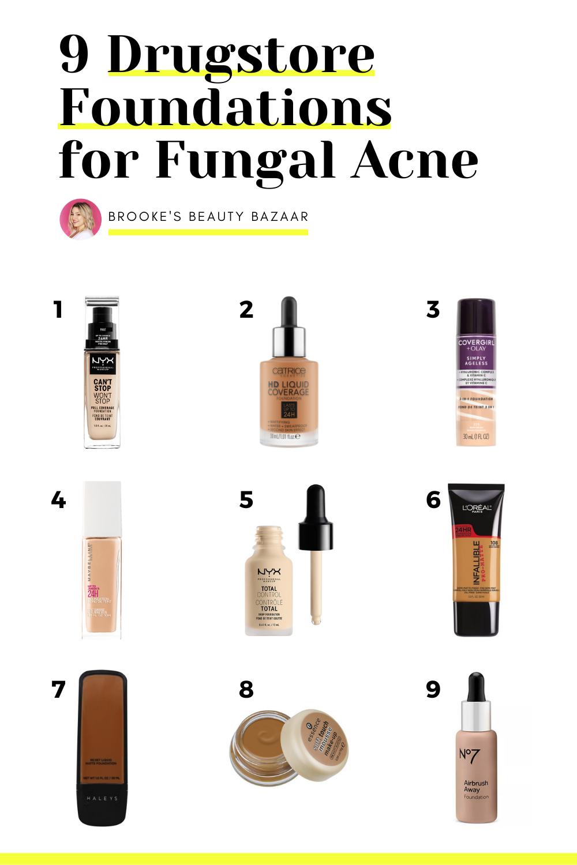 Best Makeup Foundations
